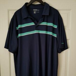 Reebok men's golf polo